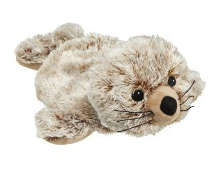 Heat Up Cosy Warmie - Savannah the Seal - weighted at 2lbs
