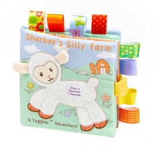 Sherbets Silly Farm Book
