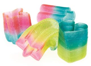 Fidget Slinky Springs - Set of 4