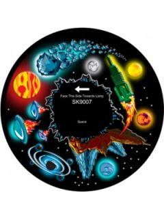 "6"" Effect Wheel - Space"