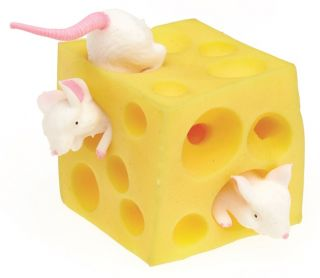 Stretchy Mice and Cheese