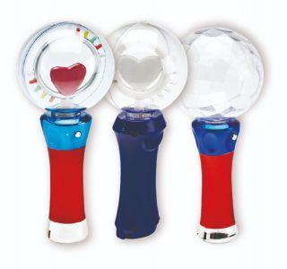 Light Up Spinner Ball Selection Set - set of 3