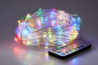 Travelling Rope Lights - battery operated - available in 2 sizes