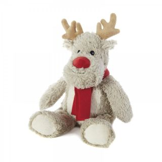 Cosy Heat Up Reindeer Warmie -ideal stocking/christmas eve gift