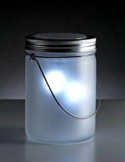Fairy in a Jar - white
