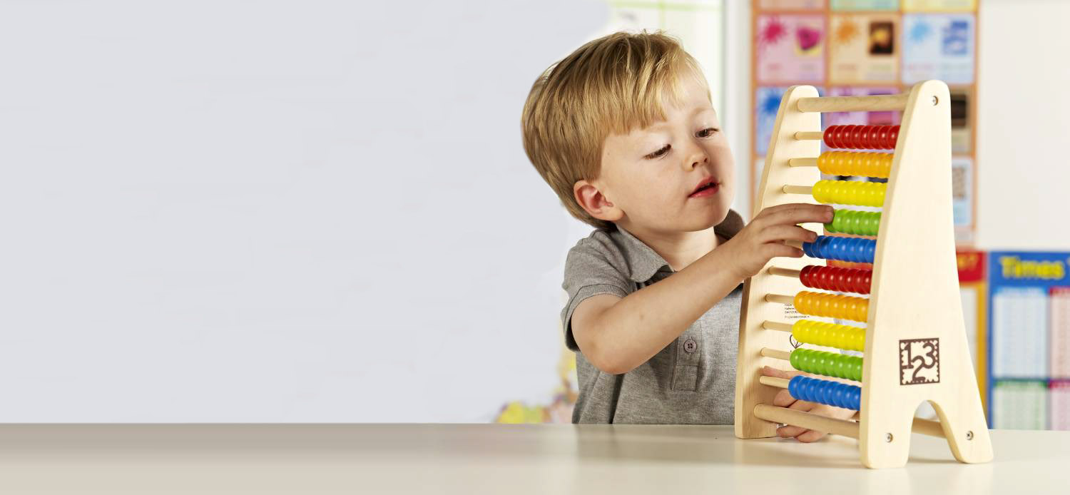 Toys to encourage learning